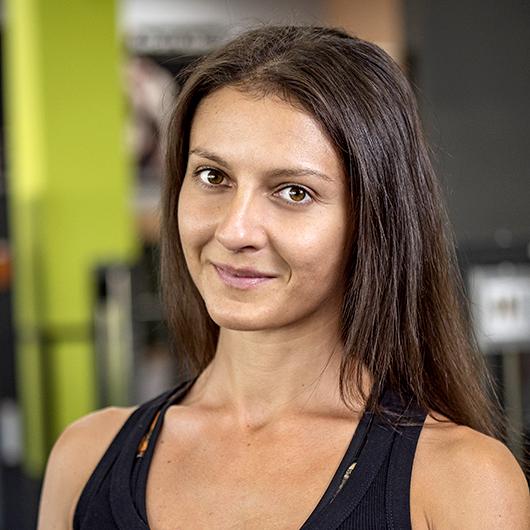 Успенская Анна тренер фото