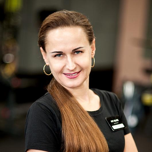 Михайлова Светлана тренер фото