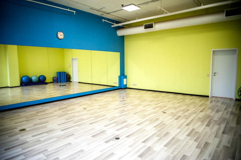 Зал групповых занятий фото