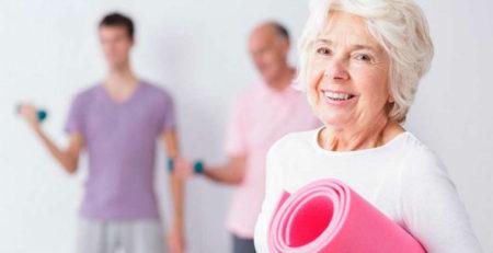 Возрастной фитнес