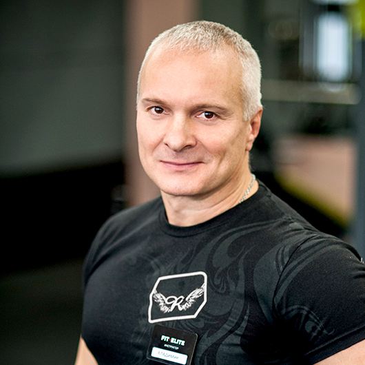 Барабошкин Владимир тренер фото