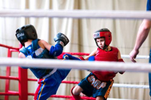 Тайский бокс фото