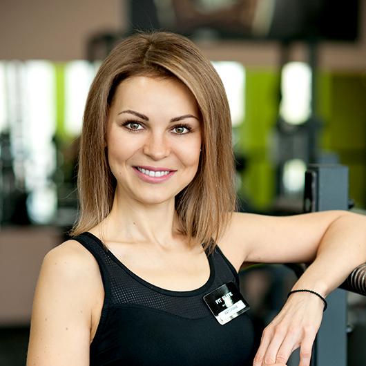 Федорова Екатерина тренер фото