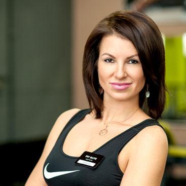 Малышева Наталья тренер фото