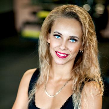 Симонова Татьяна тренер фото