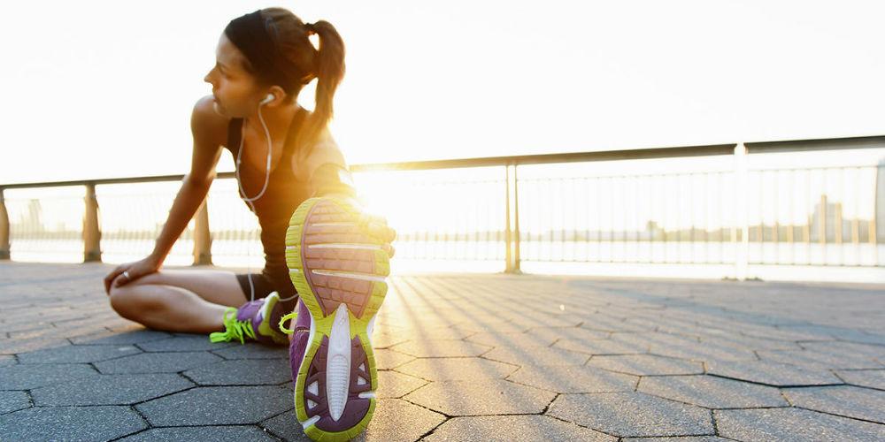 Будьте физически активной
