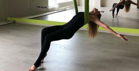 Антигравити фитнес фото