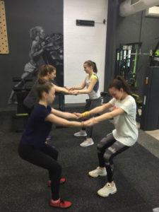 Силовые занятия для подростков