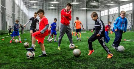 Футбол для детей в Ивантеевке