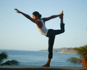 Йога – это баланс гибкости и силы