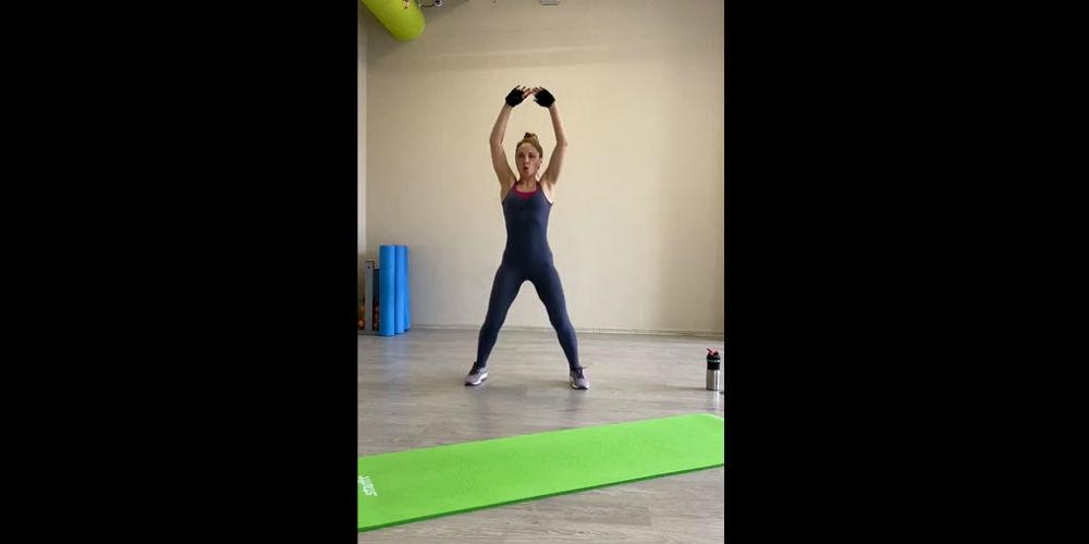 Разминка и упражнения для ягодиц