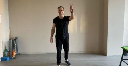 Функциональная тренировка с Дмитрием Романовым